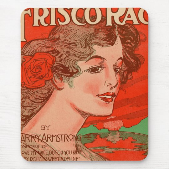Frisco Rag Mouse Pad