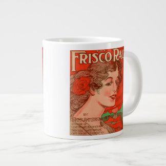 Frisco Rag Extra Large Mug