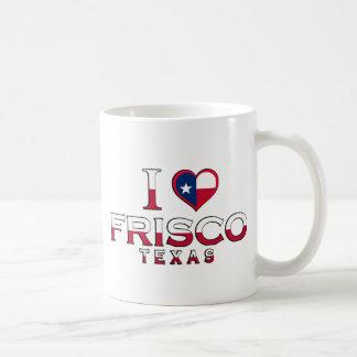 Frisco, Texas Coffee Mug