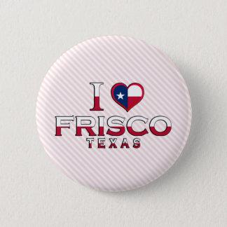 Frisco, Texas Pinback Button