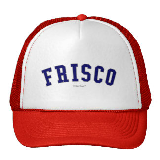Frisco Trucker Hat