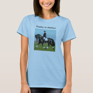 frisian, Poetry in Motion T-Shirt