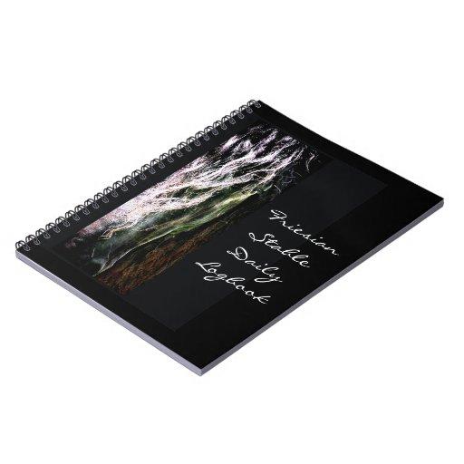 Frisio místico cuadernos