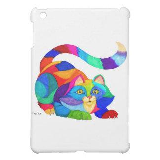 Frisky cat case for the iPad mini