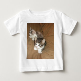 Frisky Eyes Baby T-Shirt