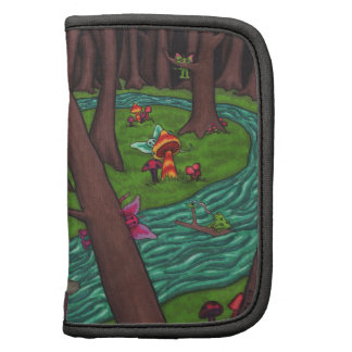 Frisky Fairy Forest Folio Planners