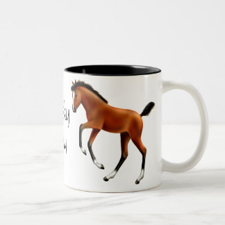 Frisky Filly Mug