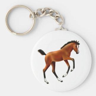 Frisky Foal Keychain