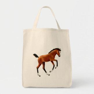 Frisky Foal Tote Bag