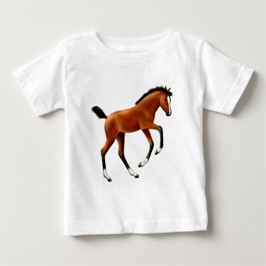Frisky Little Foal Infant T-Shirt