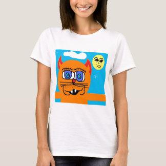 frisky the cat T-Shirt