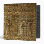 Friso de archers del guardia del rey persa, para