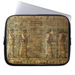 Friso de archers del guardia del rey persa, para mangas computadora