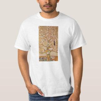 Friso II de Gustavo Klimt Playera