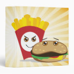 fritadas del chibi y cuaderno lindos de la hamburg