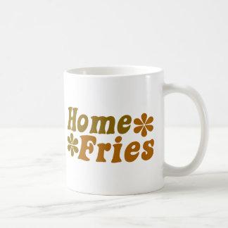 Fritadas del hogar taza