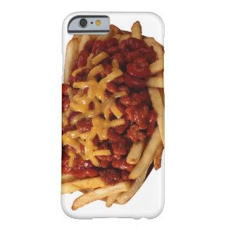 Fritadas del queso del chile funda para iPhone 6 barely there