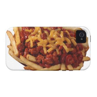 Fritadas del queso del chile Case-Mate iPhone 4 carcasa