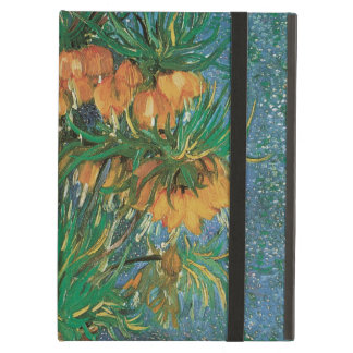 Fritillaries in a Copper Vase by Vincent van Gogh iPad Air Cover