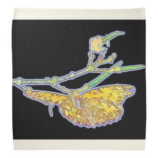 Fritillary Butterfly Art Bandana