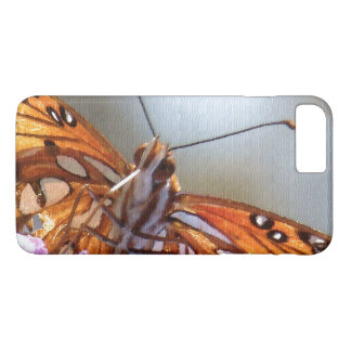 Fritillary Butterfly Flowers Animal iPhone 7 Case