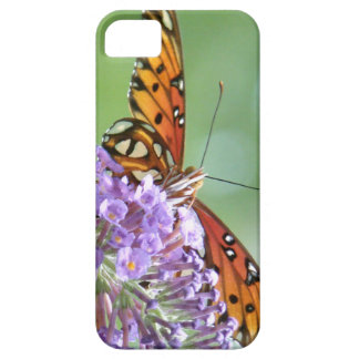 Fritillary Butterfly Flowers Floral Wildlife iPhone SE/5/5s Case