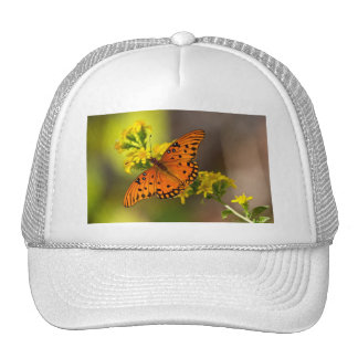 Fritillary Gulf Butterfly Gifts and Apparel Trucker Hat