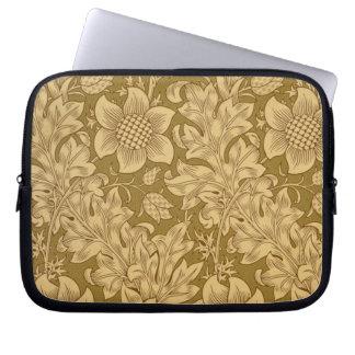 'Fritillary' wallpaper design, 1885 Laptop Sleeve