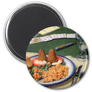 frito ketts 1947 2 inch round magnet