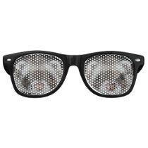 fritz the ferret retro sunglasses