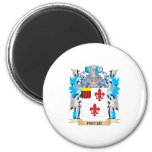 Fritze Coat of Arms - Family Crest Fridge Magnets