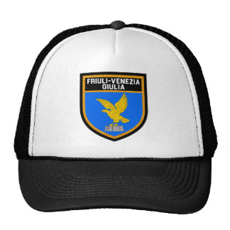 Friuli-Venezia Giulia Flag Trucker Hat