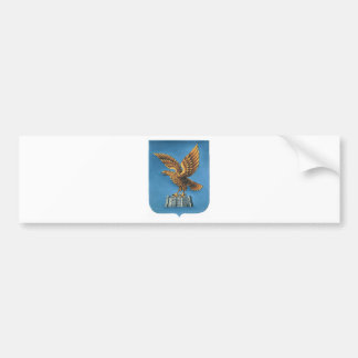 Friuli-Venezia Giulia (Italy) Coat of Arms Bumper Sticker