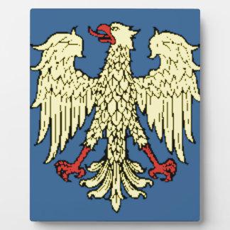 Friuli-Venezia Giulia (Italy) Flag Photo Plaques