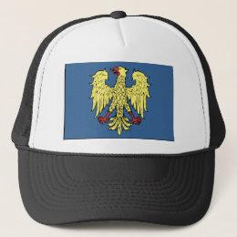 Friuli-Venezia Giulia (Italy) Flag Trucker Hat
