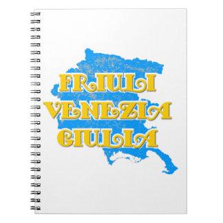 Friuli-Venezia Giulia Notebook
