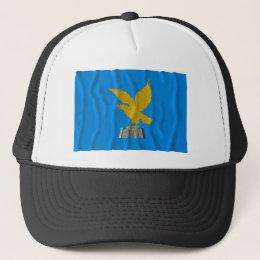 Friuli-Venezia Giulia waving flag Trucker Hat