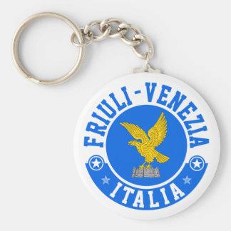 Friuli Venezia Italia Keychain