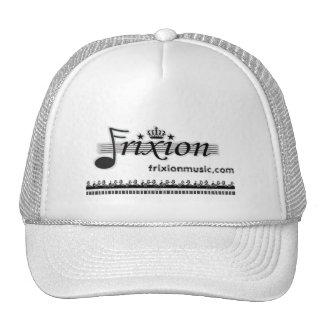 Frixion White Cap Trucker Hat
