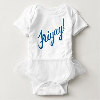 Friyay! Baby Bodysuit
