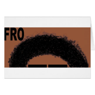 FRO CARD