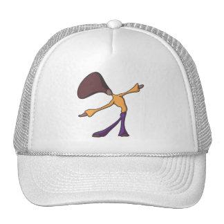 Fro Dude Strut Trucker Hat