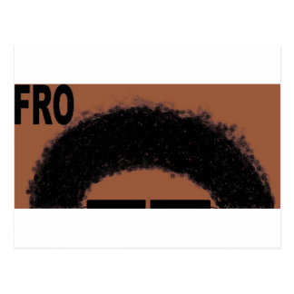 FRO POSTCARD