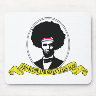 Fro Score Mouse Pad