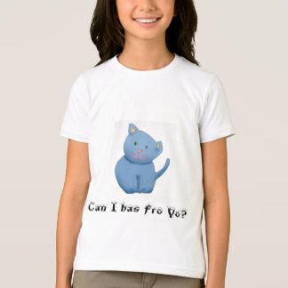 Fro Yo Kitty T-Shirt