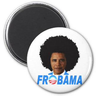 Frobama 2 Inch Round Magnet
