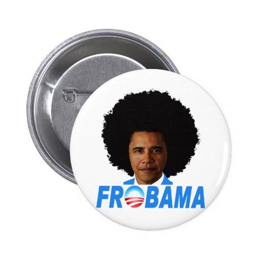 Frobama Pin