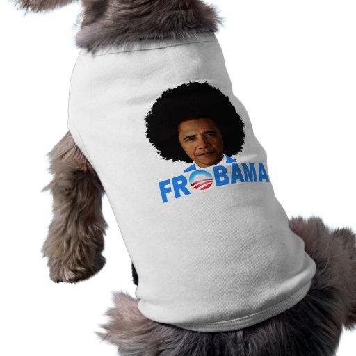 Frobama Doggie T Shirt