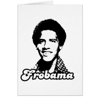 Frobama Gear Card