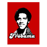 Frobama Gear Post Card